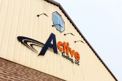 active-tooling-340_Active Sign on Building